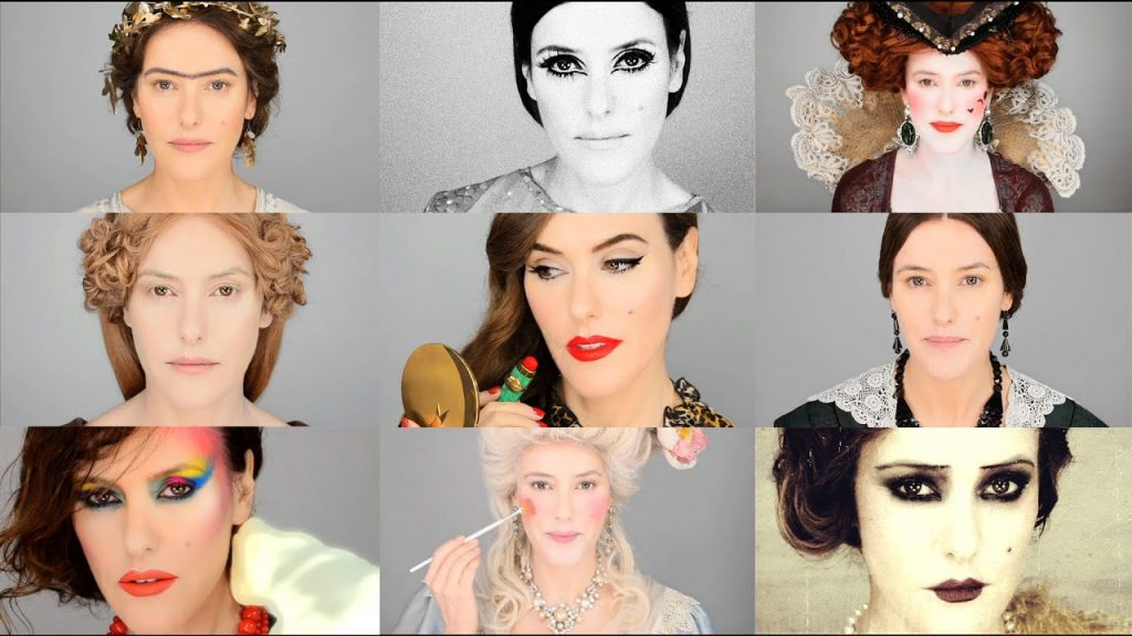 The Ideals Of Female Beauty Through History