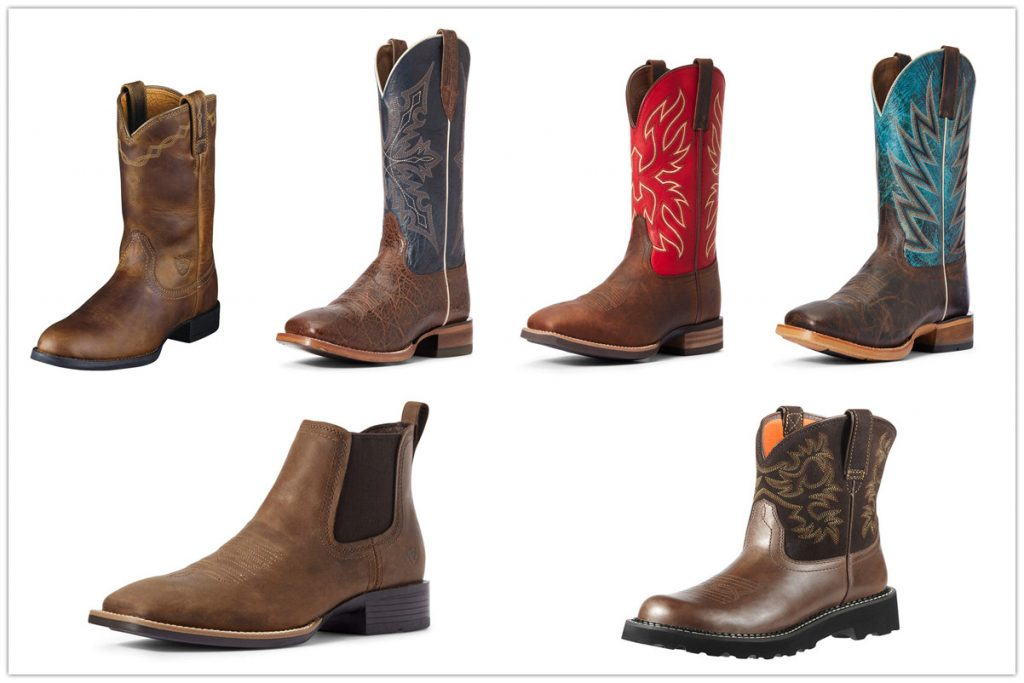 9 Cowboy Boots To Start The Year Off Right