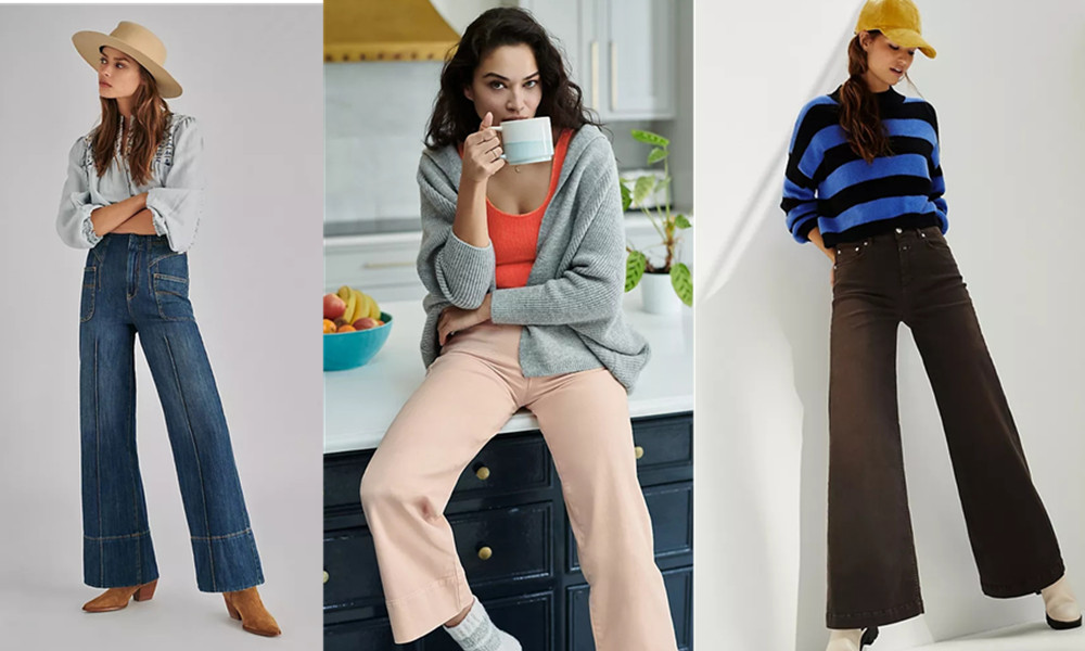 Top 12 Women Wide Leg Jeans To Improve Your Style